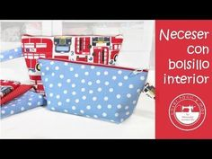 On this simple tutorial we're going to sew a toiletry bag, make-up bag or beauty bag with inside pocket and zipper inserted, it is rather simple. Crafts To Do, Easy Crafts, Sewing Shorts, Blog Couture, Patchwork Bags, Bag Patterns To Sew, Cosmetic Pouch, Learn To Sew, Toiletry Bag
