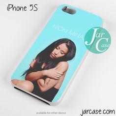 Beautiful Nicki Minaj Phone case for iPhone 4/4s/5/5c/5s/6/6 plus