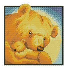Maman Ours et Bébé Ours...