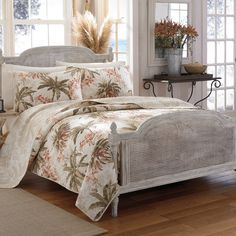 Tommy Bahama Bonny Cove Quilt Bedding starting at $39.99