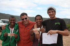 BAB #10 , Navigation challenge winners