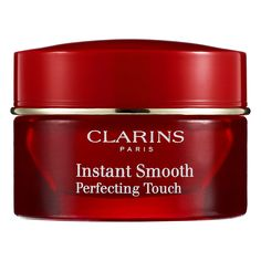Clarins Instant Smooth Perfecting Touch: Primer | smoother Love this !!! Hides Lines!!