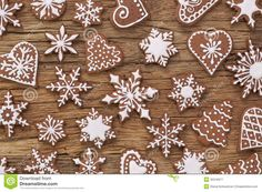 Gingerbread Cookies Royalty Free Stock Photography - Image: 35316977