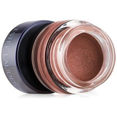 Estee Lauder Pure Color Stay-on Shadow Paint ($24) ❤ liked on Polyvore featuring beauty products, makeup, eye makeup, eyeshadow, cosmic, pink eyeshadow, estée lauder, shimmer eye shadow, eye shimmer makeup and metallic eyeshadow