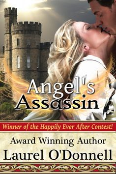Angel's Assassin by Laurel O'Donnell on StoryFinds -A slave taught to kill. A gentle lady taught to rule. He's out to get her but her heart. #award winning read