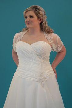 Katherine Plus Size Wedding Dresses