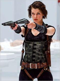 Resident Evil - Mila Jovovitch