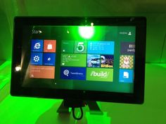 """Windows 8 as the only realistic iPad competitor... I like the line, """"Remember netbooks? They all used to run Linux."""""""