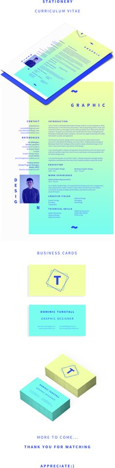 119 best Portfolio / Resume / Book images on Pinterest | Creative ...