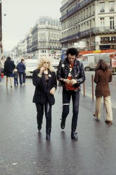 Sid and Nancy.