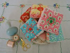 Dinky pin cushions