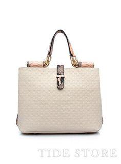 Best Quality Euramerican Popular Print Women's Handle Bag 4 Colors $48.99
