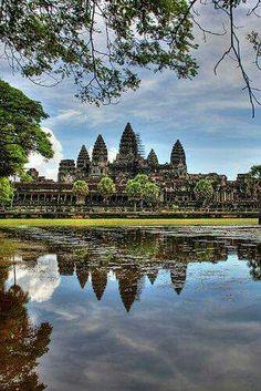Templo Angkor Wat, Camboya