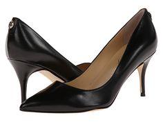 Ivanka Trump Tirra Black Leather - Zappos.com Free Shipping BOTH Ways