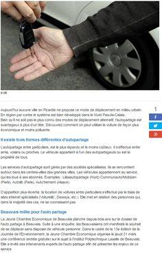 BAP Mobile Autopartage JCE Beauvais