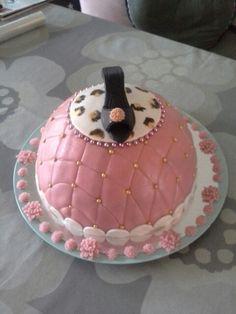 Little diva taart 2