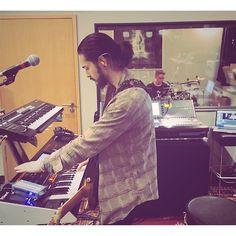 Tom Kaulitz & Gustav Schäffer - Piano and Drums
