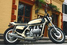 The custom motorcycle scene is driven by fashion as much as any other. Over the past couple of decades we've seen the rise of the ubiquitous CB750 custom, followed by the SR400/500 and Kawasaki W650. But now I'm starting to wonder if the next trend… Read more »