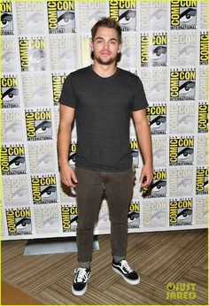 Dylan Sprayberry at the Comic-Con 2017