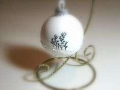 Our Most Popular Hand Painted Christmas Ornament by just4christmas