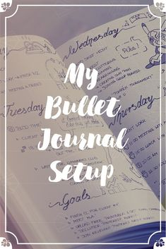 My Bullet Journal Setup for June 2016. Including Habit Tracker, Calendex, Monthly Log and many more beautiful pages. As well as a Free Printable at the end of the post!