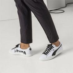 huge inventory b4a4f fdadd Basket PUMA x SHANTELL MARTIN Clyde. Basket Puma HommePuma ClydeClassic  SneakersPumasLace ClosureWhite LeatherPretty ShoesSport FashionBaskets