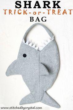 DIY Trick-or-Treat bag
