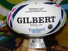South africa #springboks v japan #rugby world cup 2015 #signed match used ball ,  View more on the LINK: 	http://www.zeppy.io/product/gb/2/132084562195/