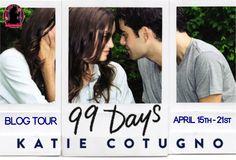 Danasquare: 99 Days by Katie Cotugno | Blogtour: Review, Guest...