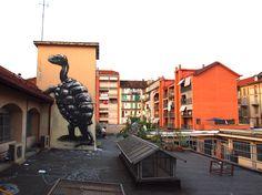 Powerful Street Art by ROA Raises Awareness Of Environmental Issues   DeMilked