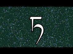 Tibetan Alphabet - YouTube