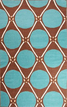 Wanting to add some color and style to your home décor? The best way to do that would be by spreading a geometric rug in your home. Get the best flat woven wool rugs with its origin in India from Jaipur Rugs. The blue and taupe color will exhibit the best-in-class style.