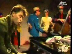 Hungária Együttes /Fenyő Miklós/: Hotel Menthol /1981/ Rock N Roll, Wrestling, Play, Music, Youtube, Rock Roll, Muziek, Musik, Youtube Movies