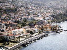 Old Town (Zona Velha), Funchal, Madeira Island - Portugal