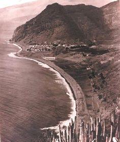 Playa de Las Teresitas (anterior a 1930)