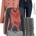 15 Best Winter Outfits for Women 2014