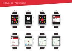 apple watch app - Exploration by ranganath krishnamani