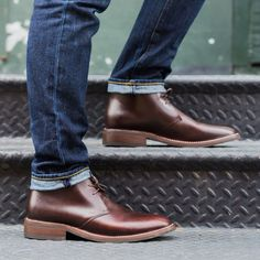 Brown Scout Chukka | Thursday Boot Company
