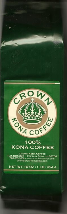 Crown Kona Coffee