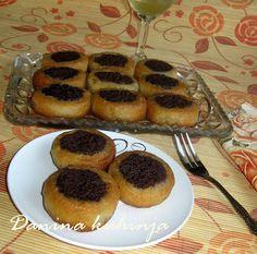 Danina kuhinja: Sočni dvobojni kolačići