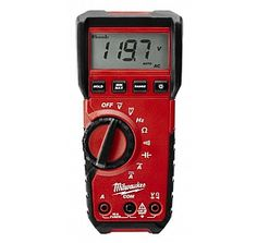 Milwaukee 2216-40 Light Commercial Multimeter £118.80