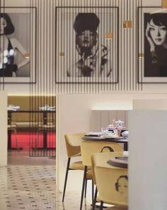无间新作 | 梅园春晓:尘无埃,清气满乾坤 Restaurant, Room, Furniture, Design, Home Decor, Bedroom, Decoration Home, Room Decor, Diner Restaurant