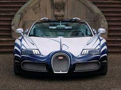 Bugatti Veyron Grand Sport LOr Blanc 2011 poster, #poster, #mousepad, #Bugatti #printcarposter