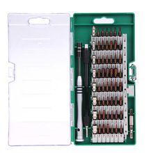 US $9.90 NEW 60 in 1 Multi-functional Precise Manual Tool Set Magnetic Screwdrivers Set Phone Pad Laptop PC Repairing Tool Parts. Aliexpress product
