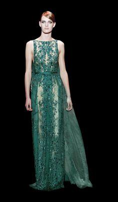 Coleccion Esmeralda - Vestidos de Elie Saab