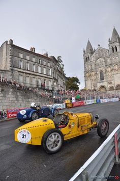 circuit des remparts, Angoulême, Poitou-Charente