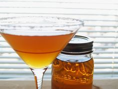 DIY orange liqueur