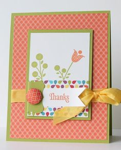 Stampin' Up! SU by Heather Summers, Stamp with Heather
