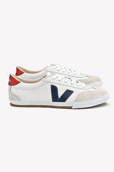 c2ba9b45ff20 Veja Volley Canvas Sneaker (Nautico Pekin) – Sneakers