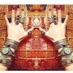 Boho jewelry Hippie jewelry 10pcs Bohemian Fashion  accessories bohemian accessories Bohemian Fashion Trends Gold Headbands model 115